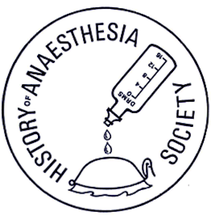 History of Anaesthesia Society Logo